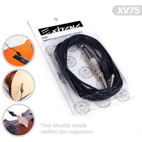 Enstrüman Mikrofonu Kıskaçlı XV75