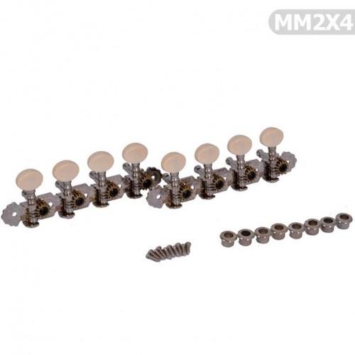 Metal Burgu Takımı MM2X4