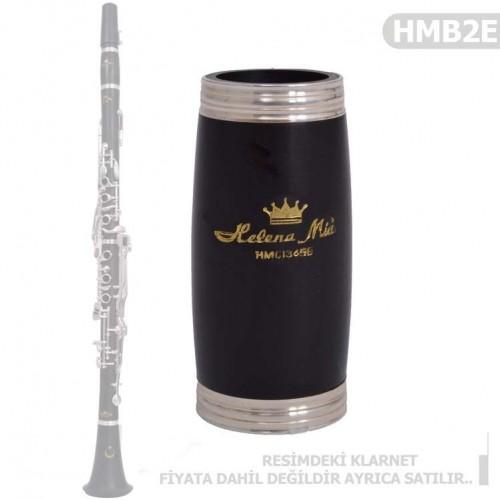 Klarnet Fıçısı Abanoz Barrel Baril Varil HMB2E