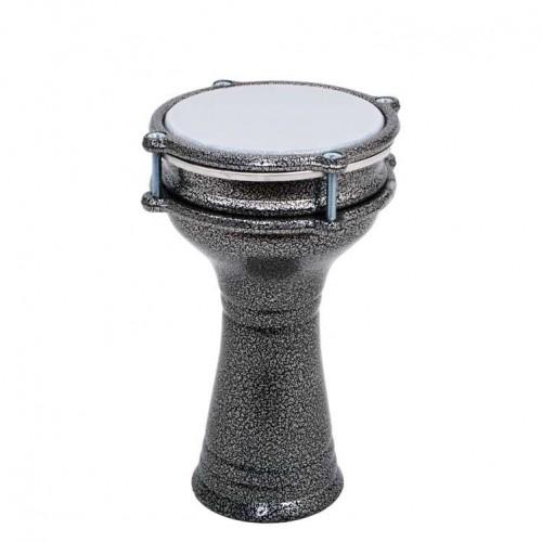 Darbuka Alüminyum Gümüş DA13SL