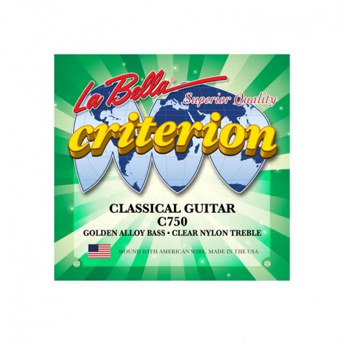 Gitar Aksesuar Klasik Tel Criterion C750