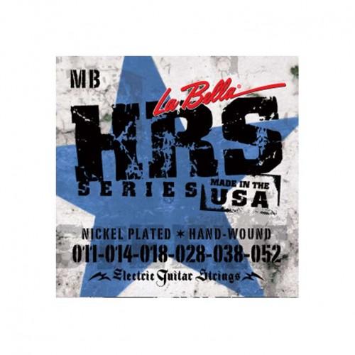 Gitar Aksesuar Elektro Tel Labella HRS-MB BLUES 11-52