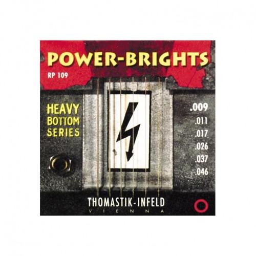 Gitar Aksesuar Elektro Power-Brights Tel Thomastik Infeld RP109
