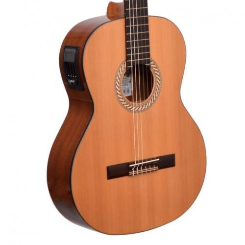 Gitar Klasik Rodriguez Gül 4 Band Eq RC544MNEQ
