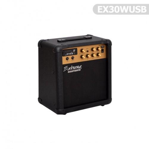 Amfi Extreme Çoklu Fonksiyon Usb-Radyo EX30WUSB