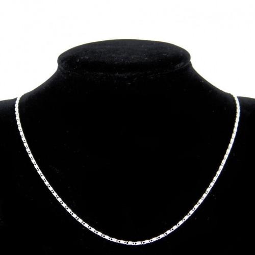 Hediyelik Gümüş Kaplama Zincir HZ60