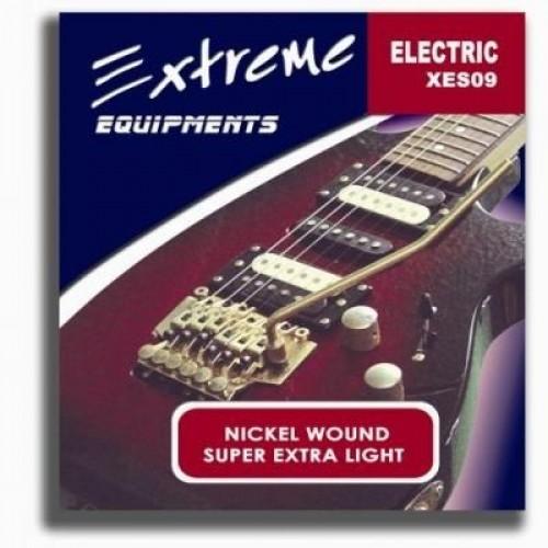 Gitar aksesuar Elektro Tel Extreme XES09