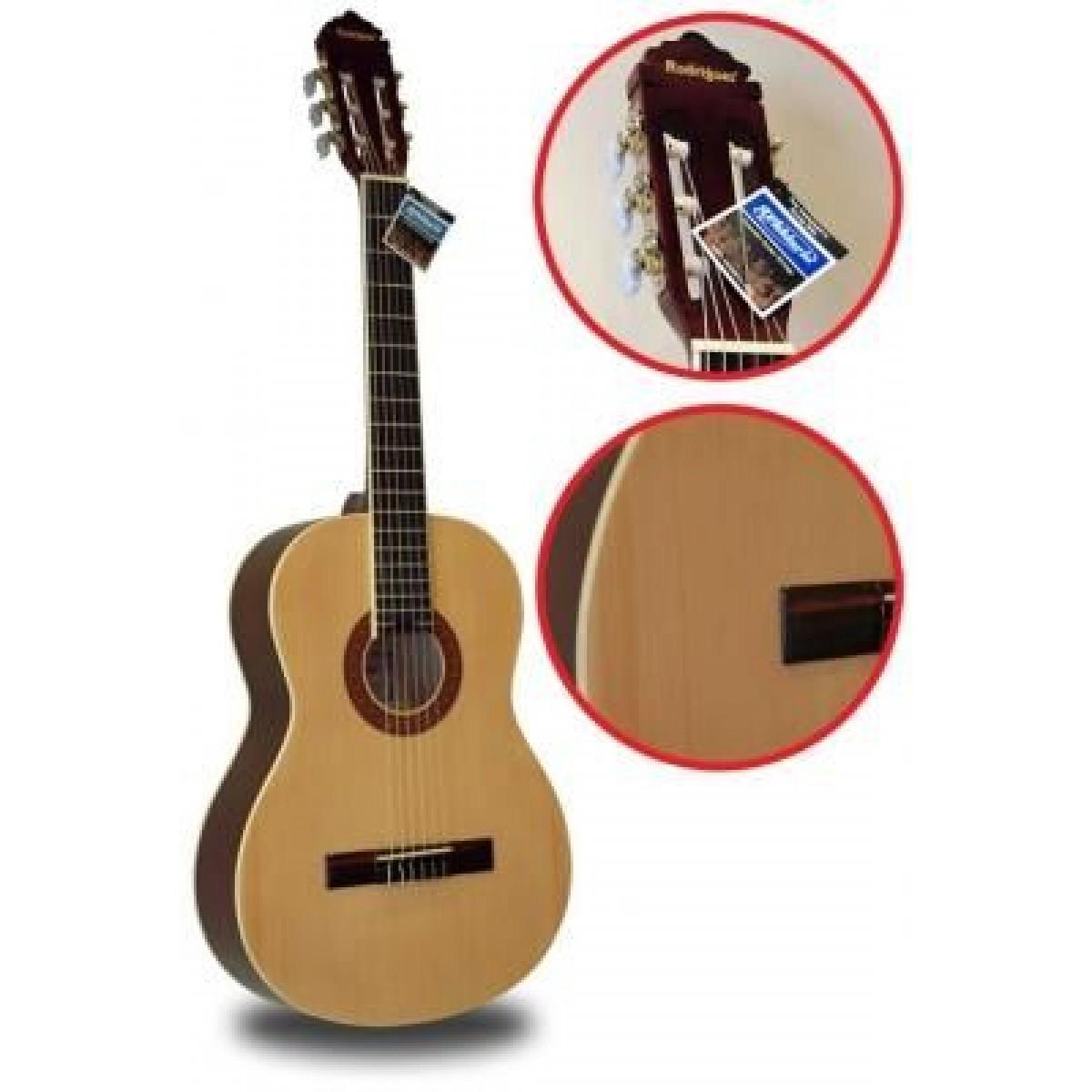 Gitar Klasik Rodriguez Gül RC644MN