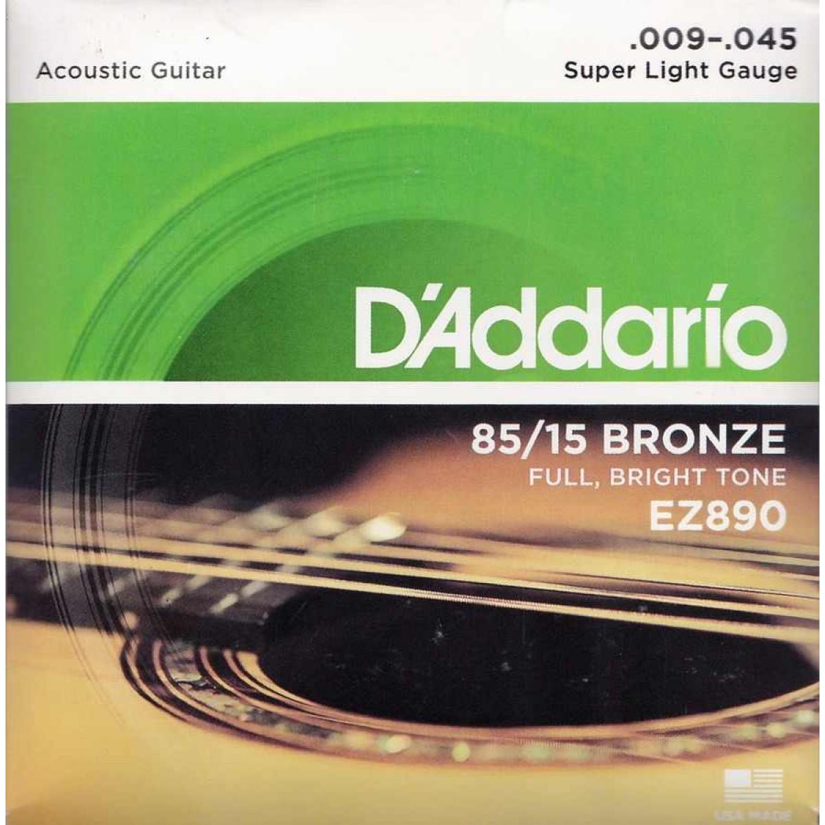 Akustik Gitar Teli EZ890